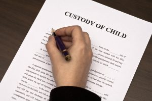 custody documents