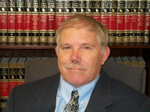 Snellville attorney Harold Holcombe